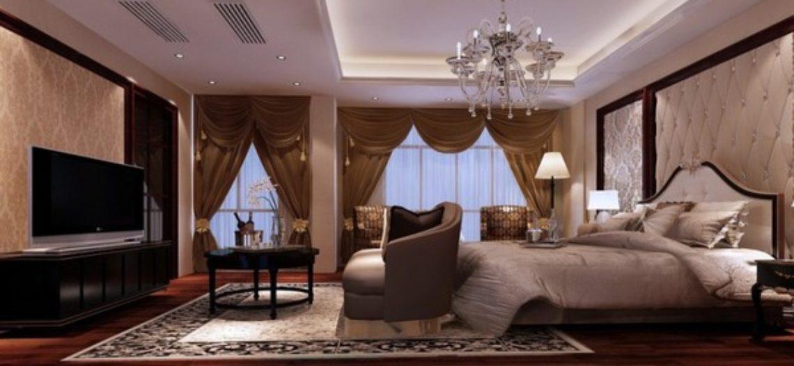 6 ý tưởng hay trong thiết kế phòng ngủ hàng đầu cho vợ chồng với 1 số mẹo hay