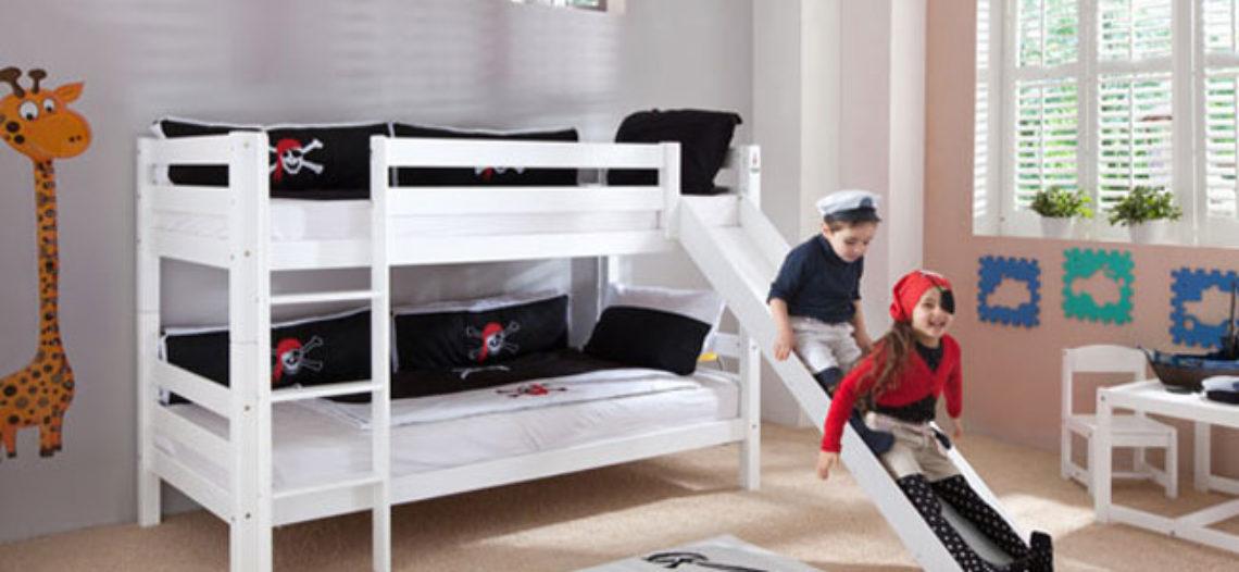 Làm thế nào để đảm bào an toàn cho trẻ nhà bạn khi sử dụng giường tầng
