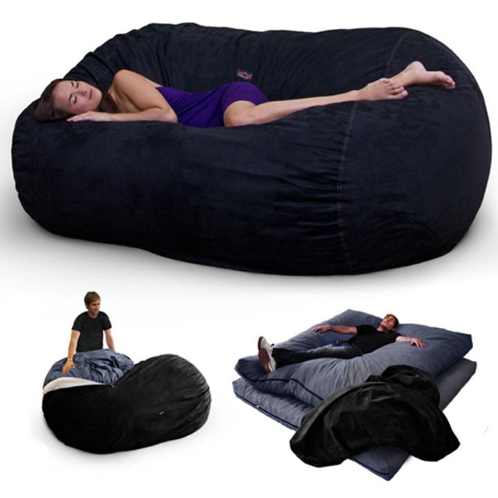sofa bed cho mẹ và bé