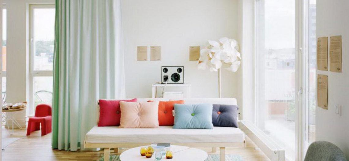 5 ý tưởng độc đáo với giường ngủ ghế sofa cho phòng ngủ đẹp mê li