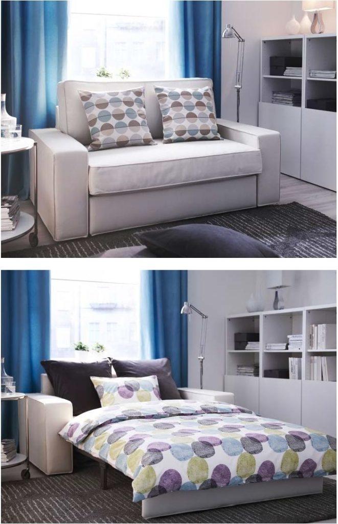giường ngủ ghế sofa