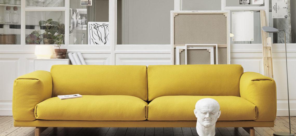 Sofa giường tết 2018 cho phòng khách thêm ấm áp