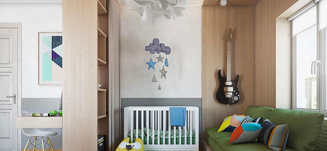 Trang trí nội thất khiến mẹ đơn thân thích mê