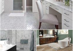 Có nên sử dụng đá marble trong phòng tắm?