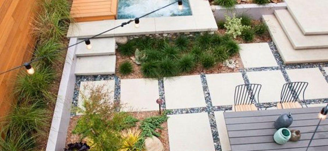 Lựa chọn và sử dụng đá lát sân vườn
