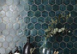 Thiết kế nội thất sang trọng bằng gạch Mosaic