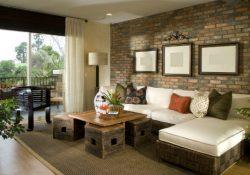 Tiêu chí chọn gạch ốp trang trí phòng khách đẹp?
