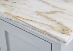 Cách làm bóng đá marble khi bị dính các loại vết bẩn sau