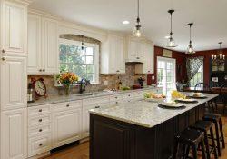 Quy tắc lựa chọn bàn đá Granite cho nhà bếp và phòng tắm