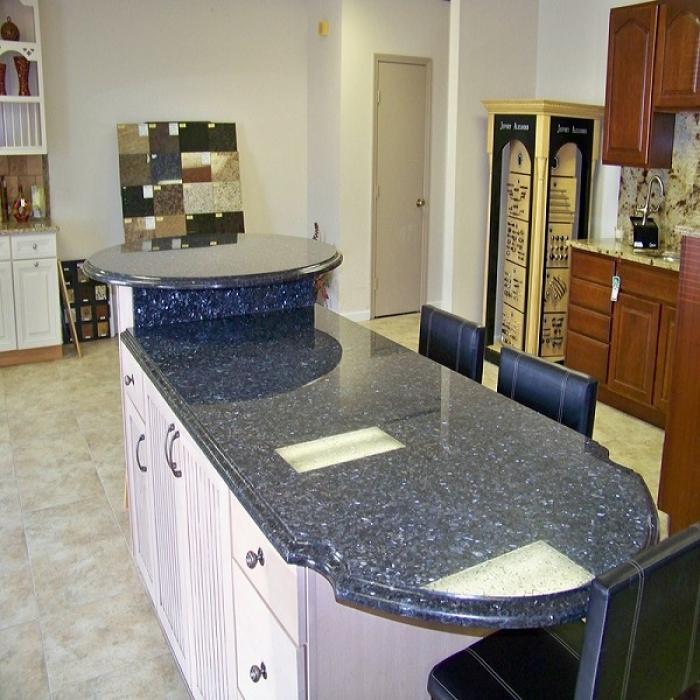 Bí quyết phối màu đá granite đẹp mắt cho bàn bếp 7