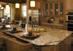 Lựa chọn đá granite nhân tạo trong thiết kế nội thất