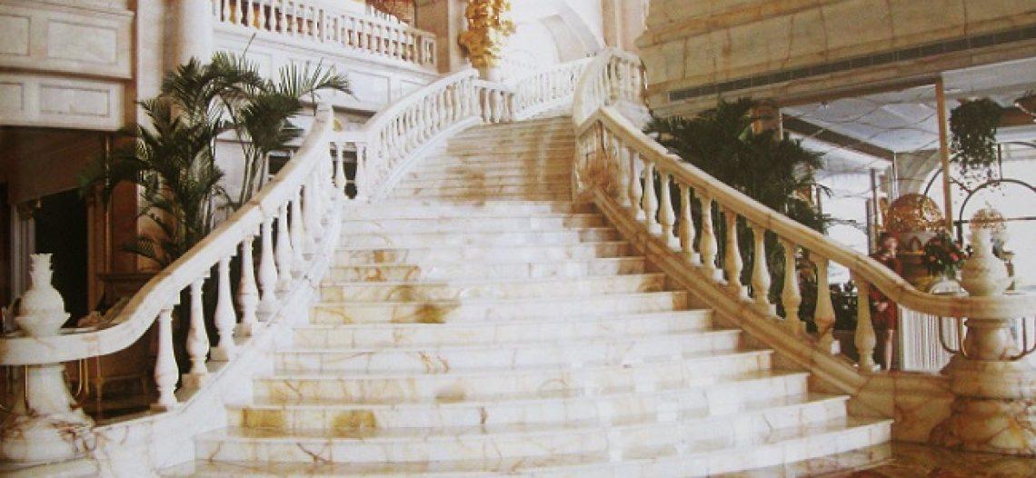 Đá granite ốp cầu thang – nơi đẳng cấp cuộc sống lên ngôi