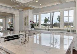 Tìm hiểu đặc tính đá marble và cách xử lí phai màu
