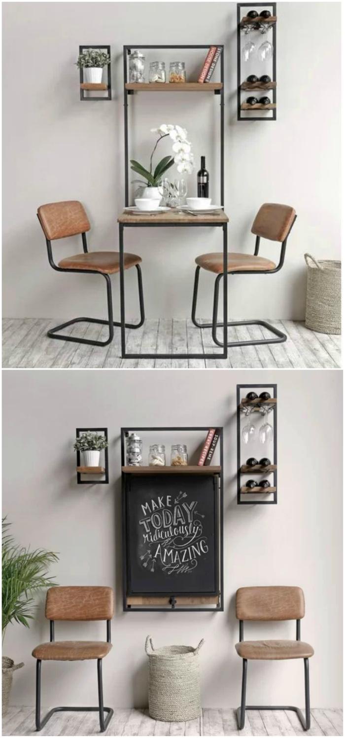 8 ý tưởng bàn ăn nhỏ gọn giá rẻ cho không gian của bạn