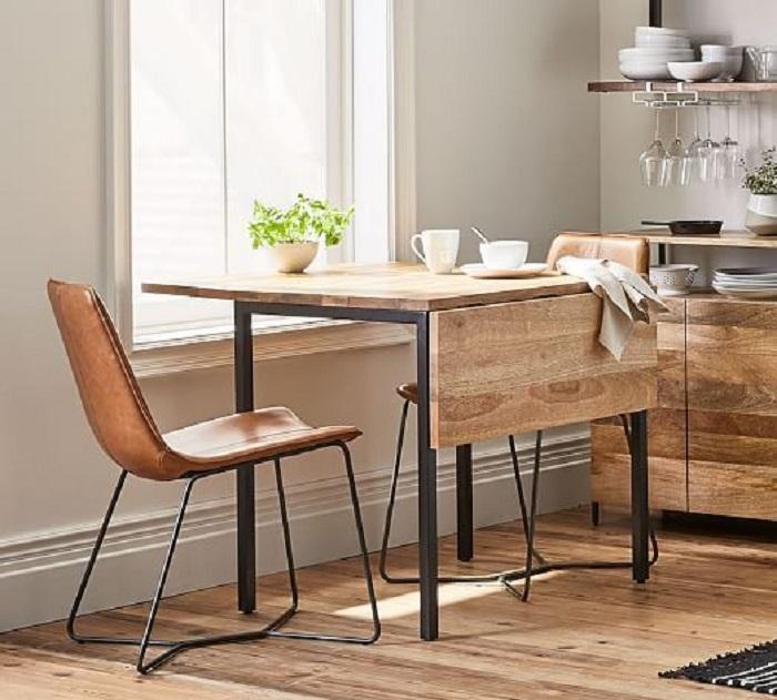 Ưu điểm và hạn chế của bàn gỗ xếp thông minh-1