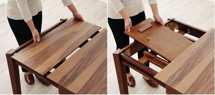 Ưu điểm và hạn chế của bàn gỗ xếp thông minh-7