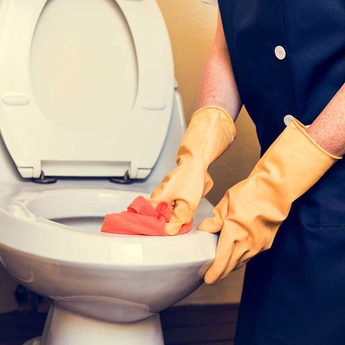 Mẹo tẩy rửa nhà vệ sinh và vệ sinh bồn cầu sạch sẽ 100% 1