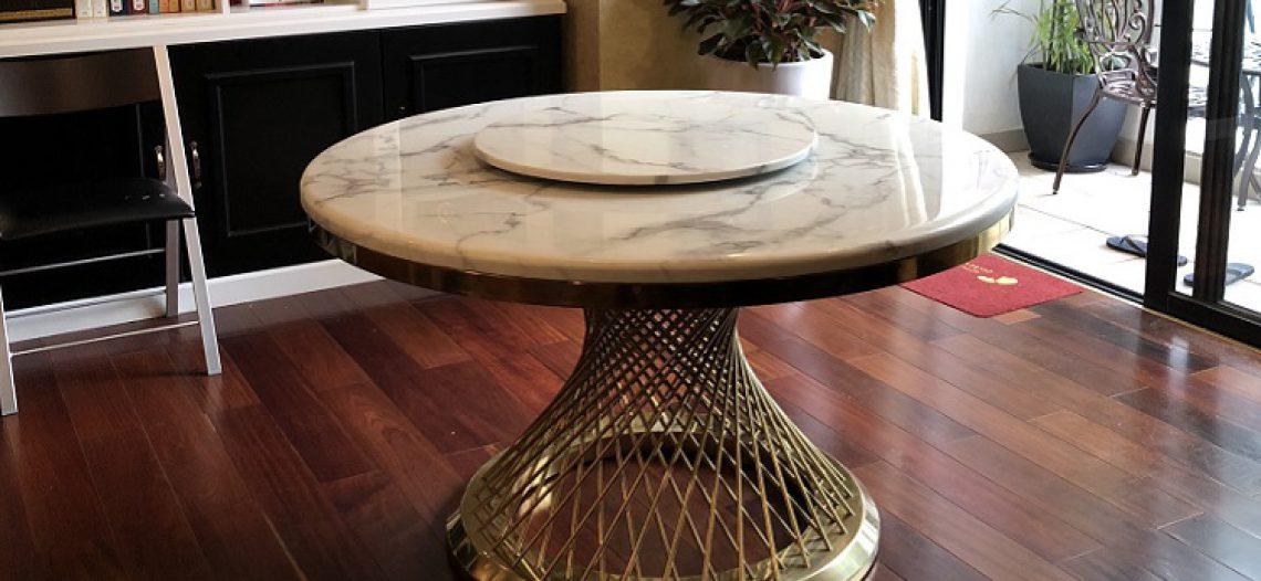 Gợi ý những thiết kế bàn ăn thông minh cho nhà nhỏ