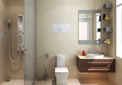 Phong thủy khi lắp đặt gương nhà tắm không phải ai cũng biết