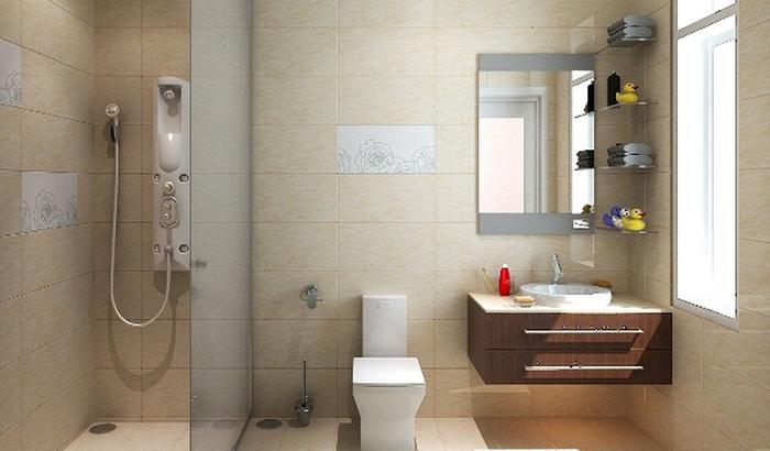 Phong thủy khi lắp đặt gương nhà tắm không phải ai cũng biết-1