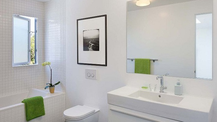 Phong thủy khi lắp đặt gương nhà tắm không phải ai cũng biết-4