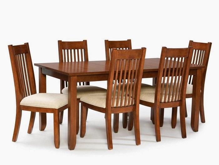 Top những mẫu bàn ăn gỗ cao cấp, được yêu thích nhất năm 2020-7