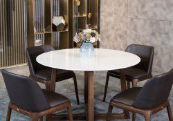 Tư vấn những mẫu bàn ăn nhỏ 4 ghế đẹp và tinh tế