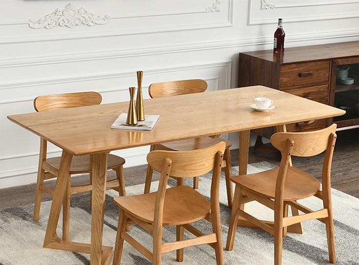 Tư vấn những mẫu bàn ăn nhỏ 4 ghế đẹp và tinh tế-3