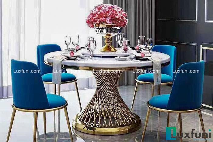 Tư vấn những mẫu bàn ăn nhỏ 4 ghế đẹp và tinh tế-5