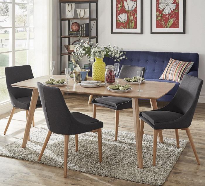 Phong cách và chất liệu các mẫu bàn ăn hiện đại có gì đặc biệt-2