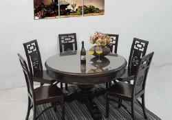 Những bộ bàn ăn 6 ghế đẹp và ấn tượng cho mọi không gian
