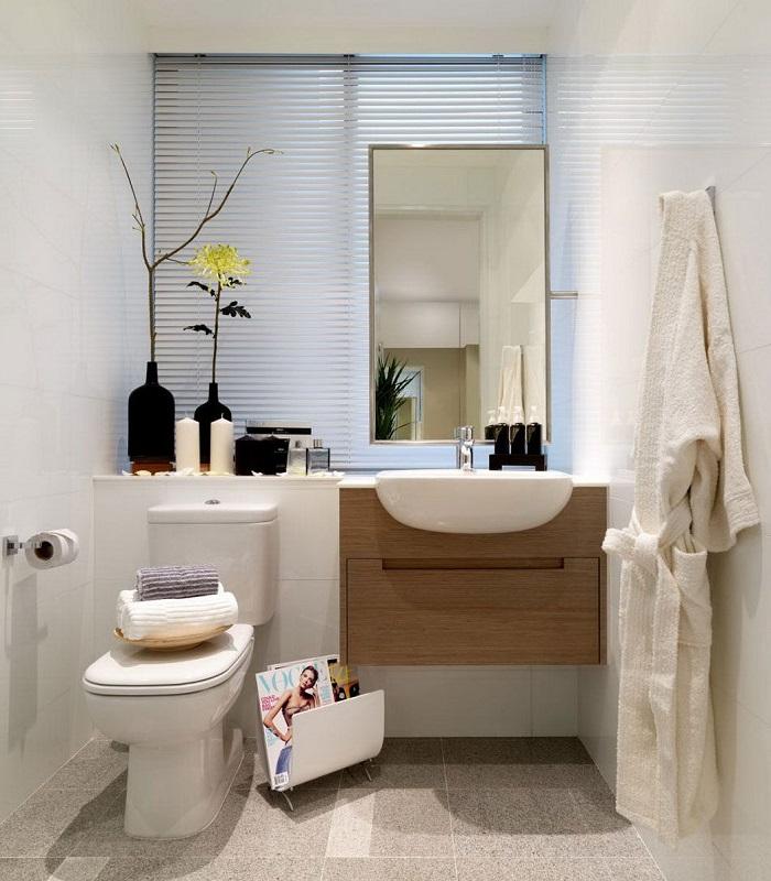 Kinh nghiệm chọn gương treo nhà tắm mà bạn cần biết-2
