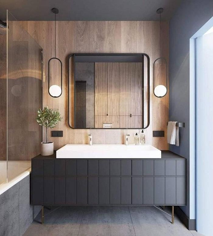 Kinh nghiệm chọn gương treo nhà tắm mà bạn cần biết-4