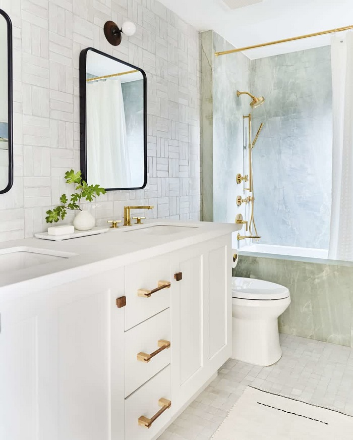 Kinh nghiệm chọn gương treo nhà tắm mà bạn cần biết-5