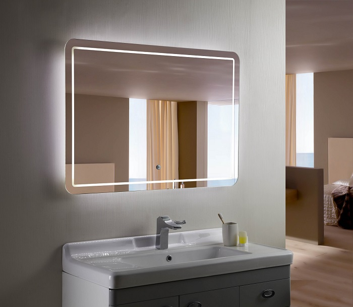 Kinh nghiệm chọn gương treo nhà tắm mà bạn cần biết-6
