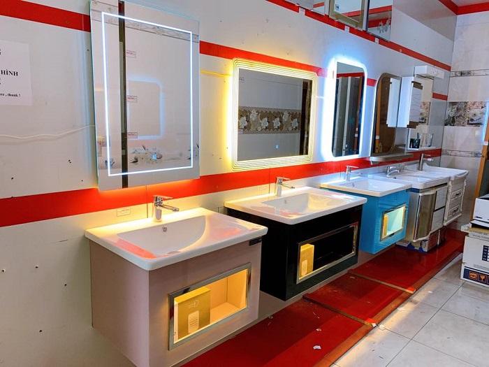 Kinh nghiệm chọn gương treo nhà tắm mà bạn cần biết-9