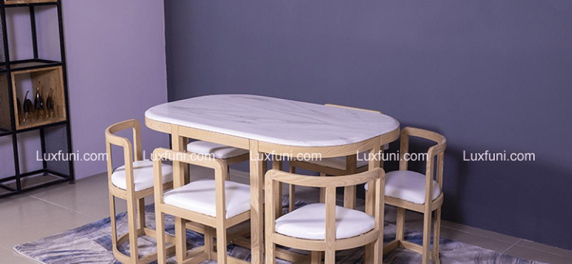 Đánh giá ưu và nhược điểm của bàn ăn gấp gọn bằng gỗ
