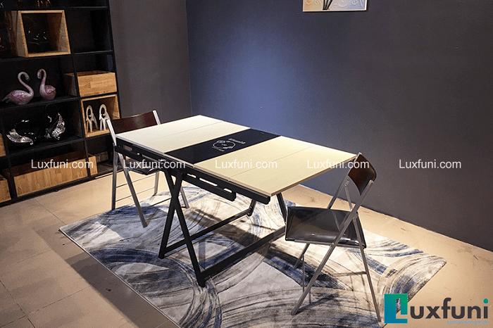 Đánh giá ưu và nhược điểm của bàn ăn gấp gọn bằng gỗ 2