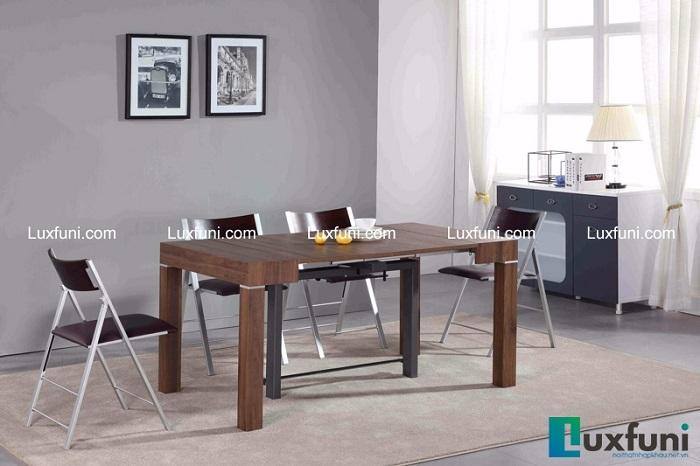 Đánh giá ưu và nhược điểm của bàn ăn gấp gọn bằng gỗ 3