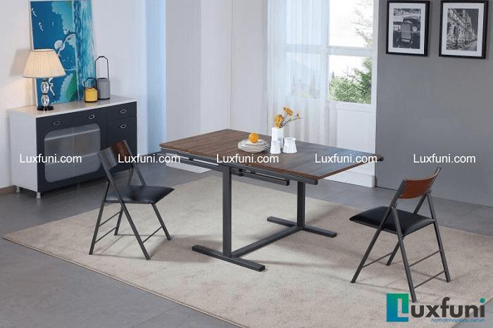 Đánh giá ưu và nhược điểm của bàn ăn gấp gọn bằng gỗ 4