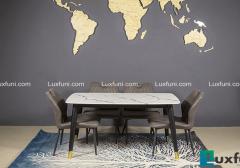 Top những mẫu bàn ghế ăn hiện đại được yêu thích