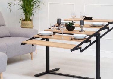 Ưu điểm và kinh nghiệm chọn mua bàn ăn xếp thông minh