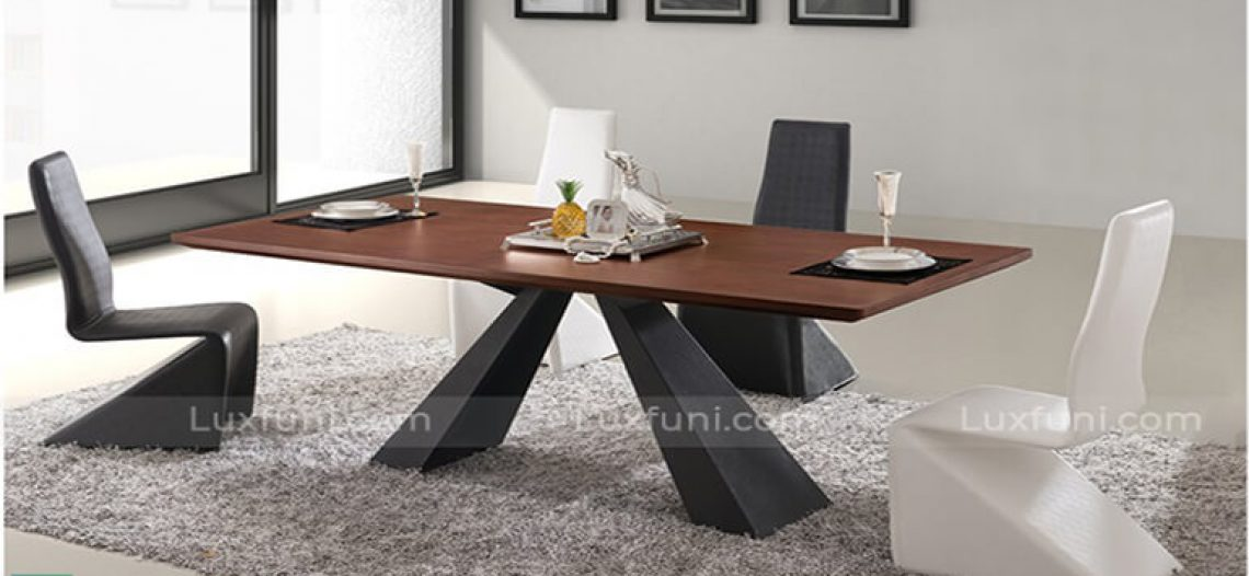 Hé lộ top 5 mẫu bàn ăn 8 ghế bằng gỗ giá siêu tiết kiệm