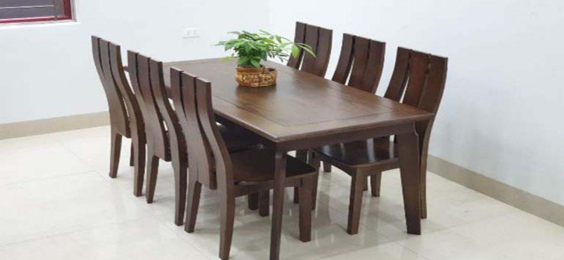 Bàn ghế ăn gỗ sồi – Liệu bạn có thực sự nên đầu tư?