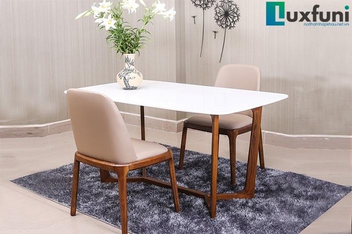 Hé lộ 3 bộ bàn ăn giá rẻ nhỏ gọn dành cho căn hộ và chung cư -1