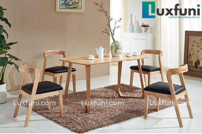 Hé lộ 3 bộ bàn ăn giá rẻ nhỏ gọn dành cho căn hộ và chung cư -3