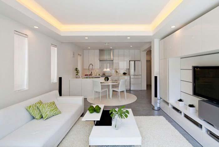 Mẹo thiết kế nội thất chung cư nhỏ giúp không gian thoáng đãng -3