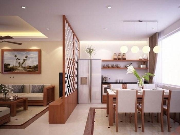Mẹo thiết kế nội thất chung cư nhỏ giúp không gian thoáng đãng -4
