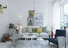 Mẹo thiết kế nội thất chung cư nhỏ để không gian thoáng đãng và sang trọng