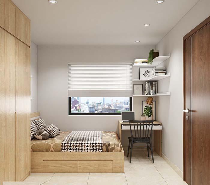 Mẹo thiết kế nội thất chung cư nhỏ giúp không gian thoáng đãng -1